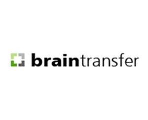 braintransfer AG, Nürnberg Logo