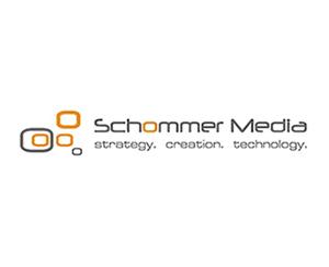 Schommer Media GmbH, Stuttgart Logo